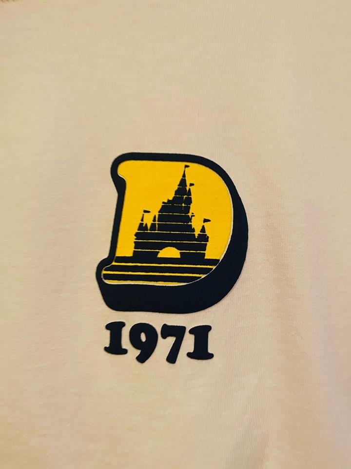 retro Disney spirit jersey