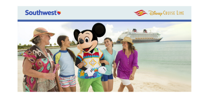 Southwest Disney Cruise