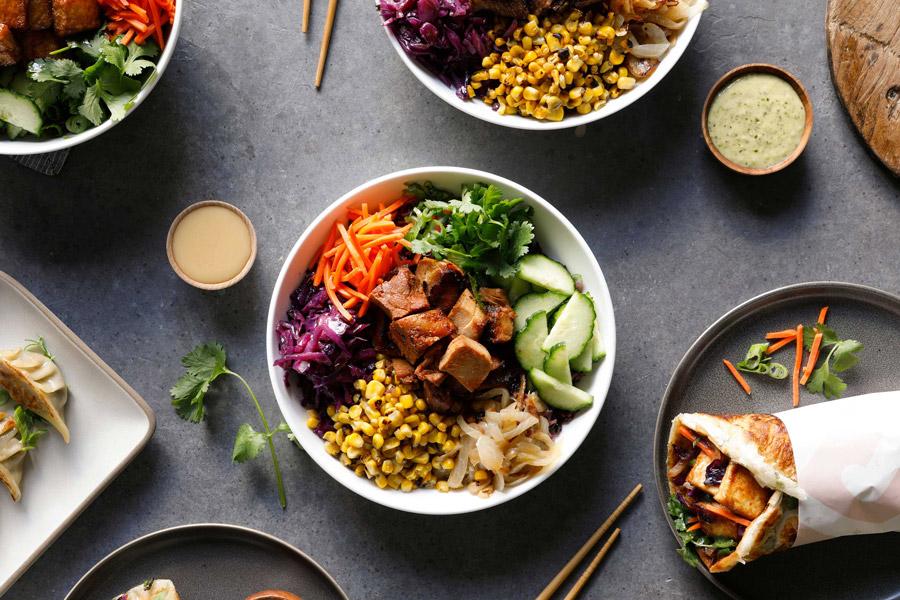 Pan Asian Street Eats