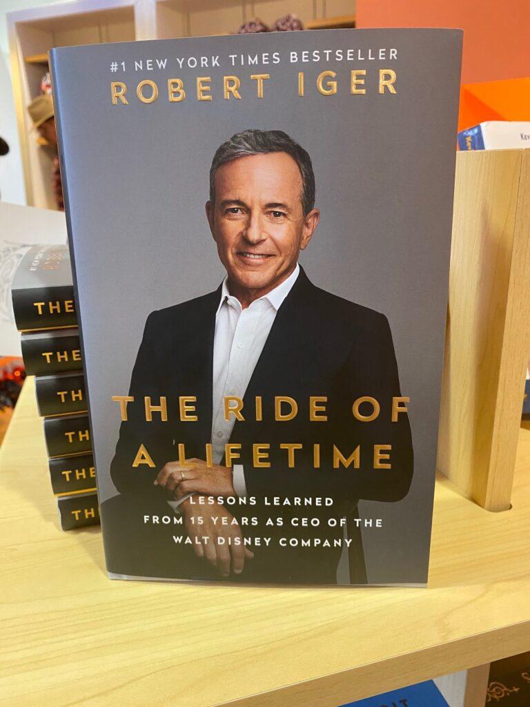 Bob Iger book