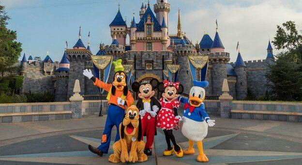 Disneyland 3-Day Ticket Offer