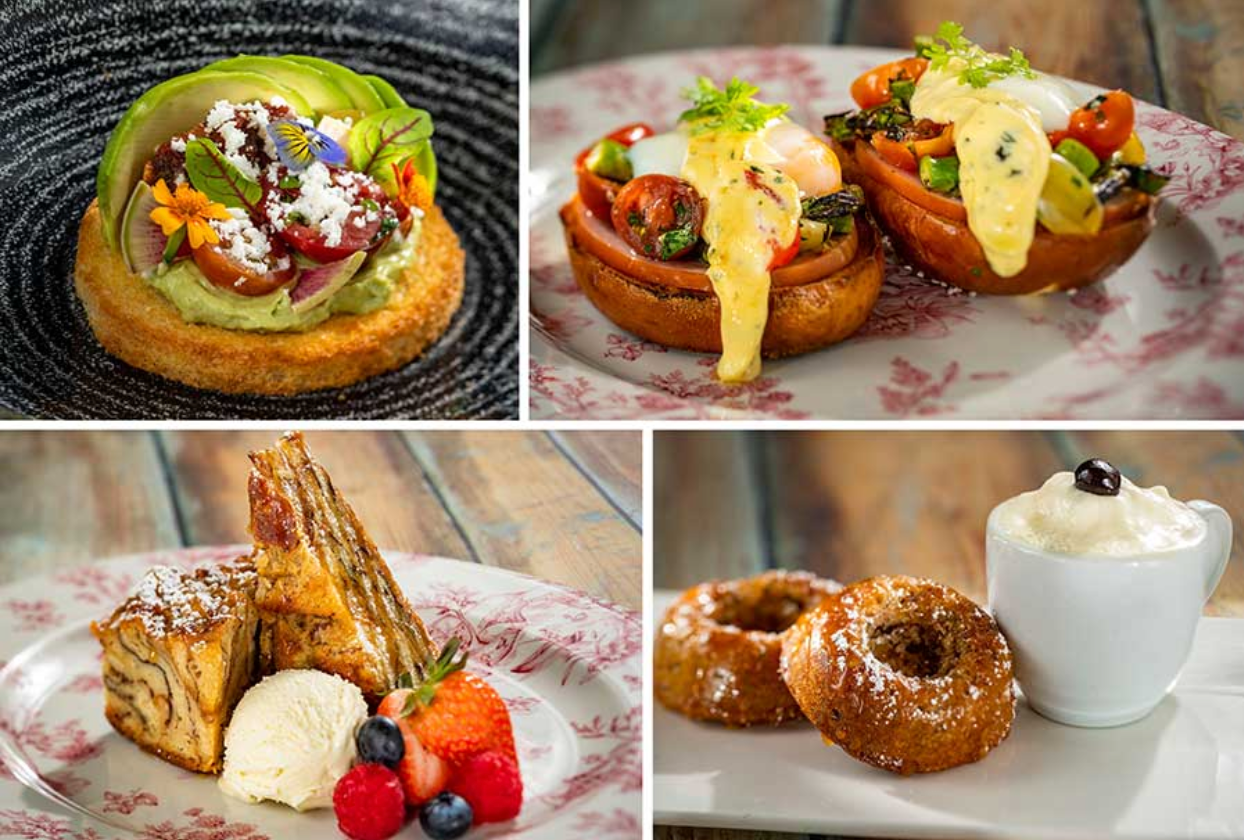 Le Cellier Brunch at Festival of the Arts 2020
