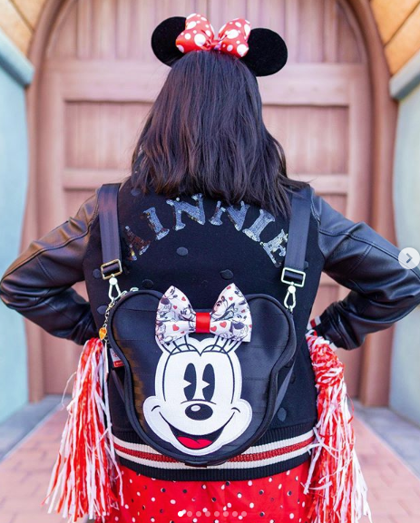 Mickey and Minnie Bag