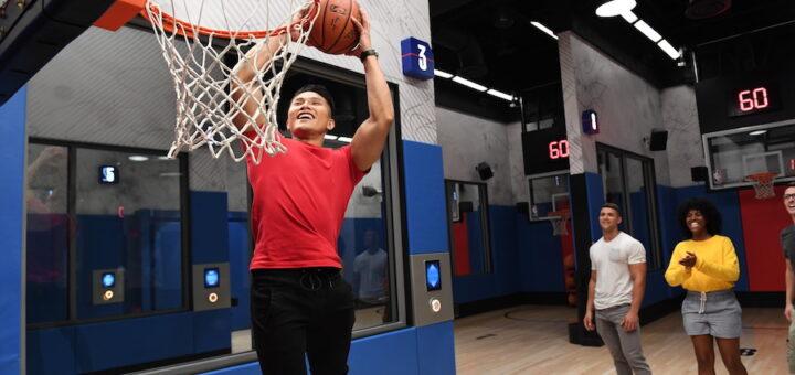 NBA Bubble Disney