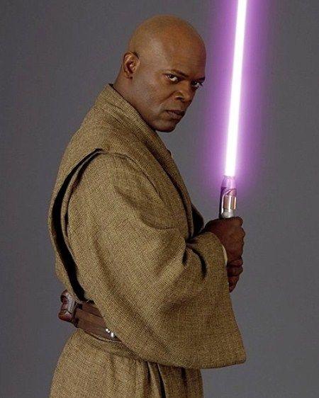Samuel L Jackson Star Wars