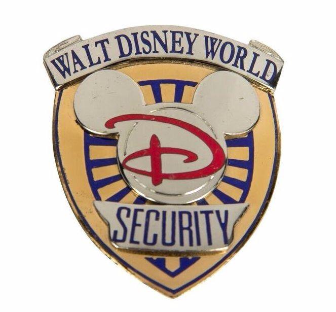 Wat Disney World Security