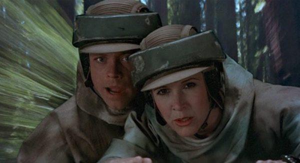 Luke, Leia