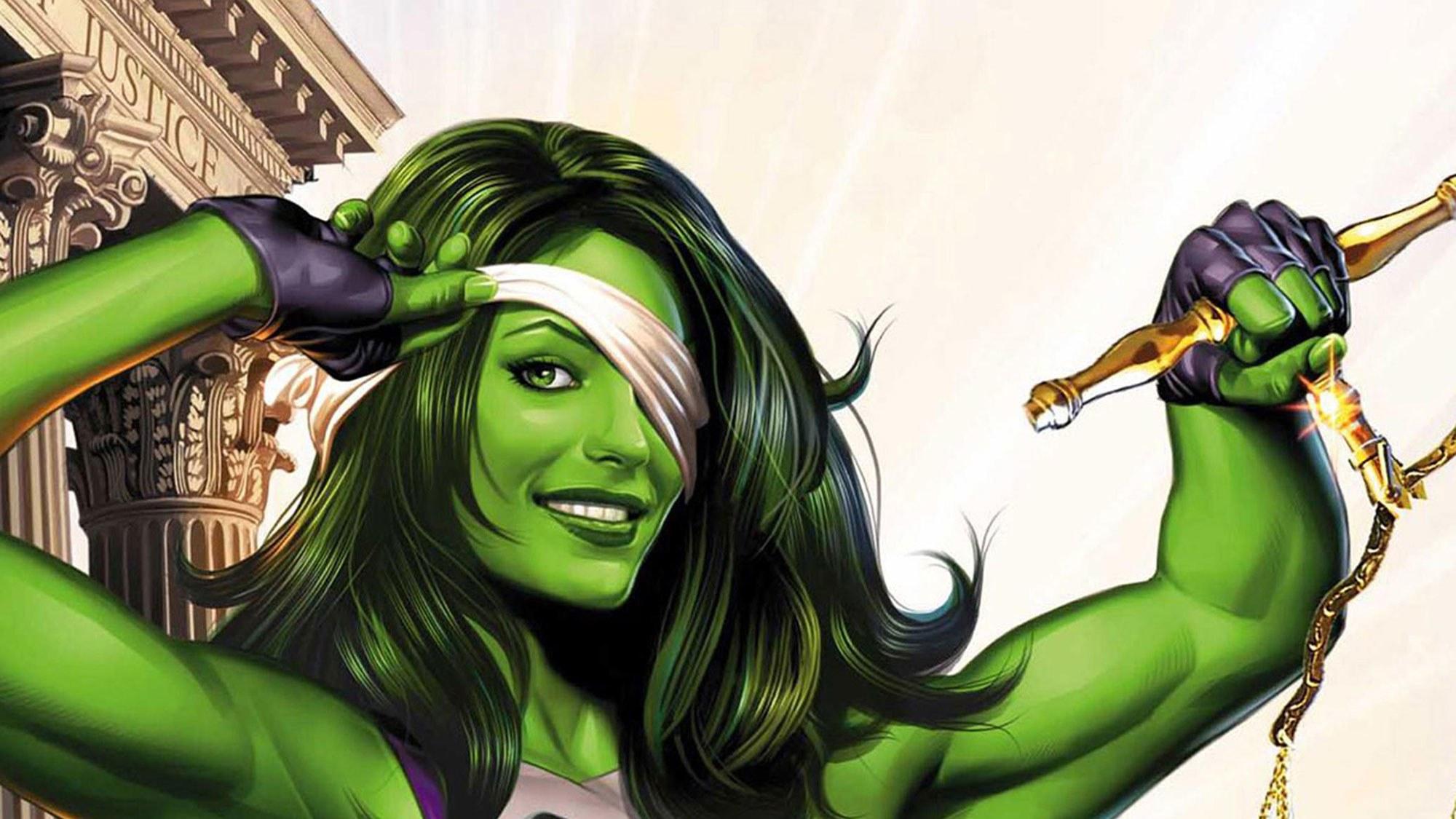 She-Hulk, Marvel, MCU