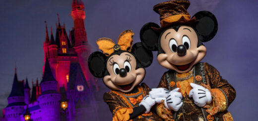 Disney Halloween decorations
