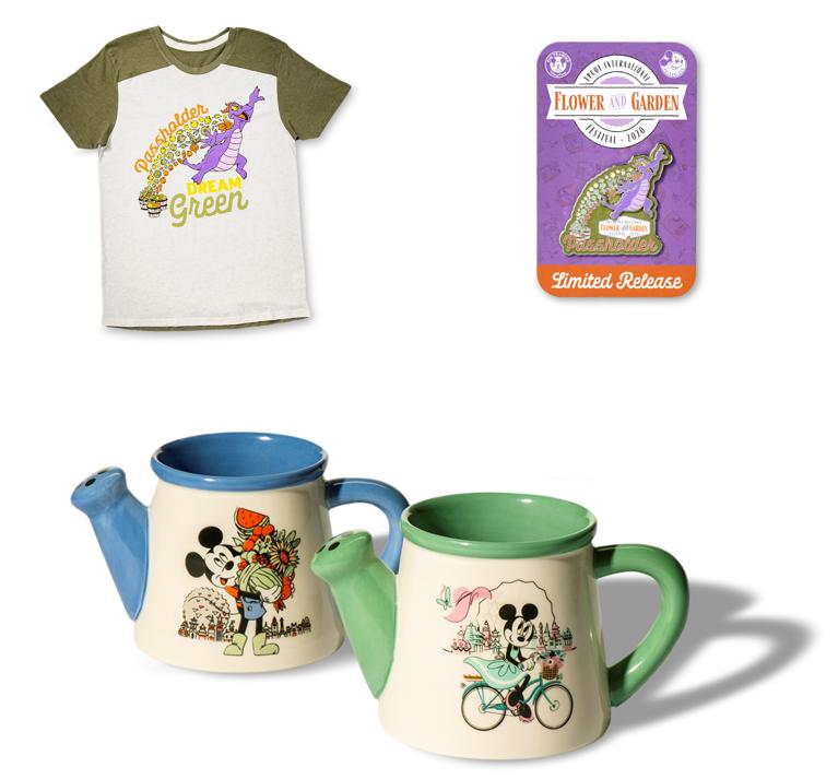 Epcot & Flower Festival merchandise