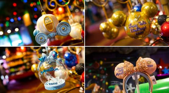 Disney 2021 Christmas Ornament Personalized Ornaments For Disney Princess Half Marathon Participants Mickeyblog Com