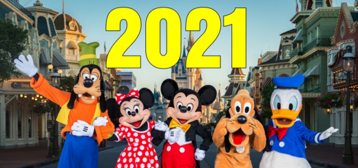 Walt Disney World 2021
