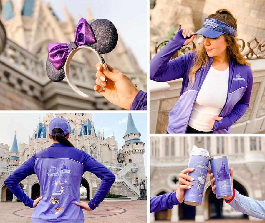 Magical Merchandise For The 2020 Disney Princess Half Marathon