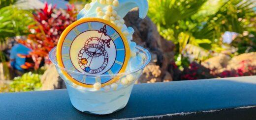 Cinderella's 70th Anniversary Ice Cream