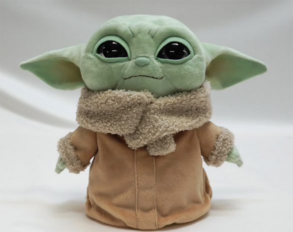 Your Complete Guide To Disney's Baby Yoda Merchandise