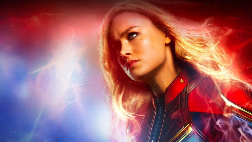 Female-led, captain marvel 2