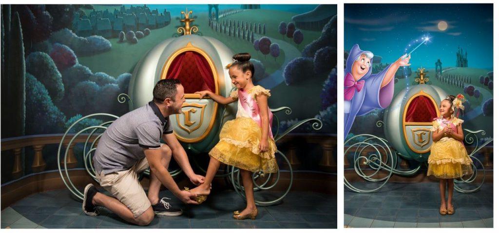 Cinderella Photo Ops