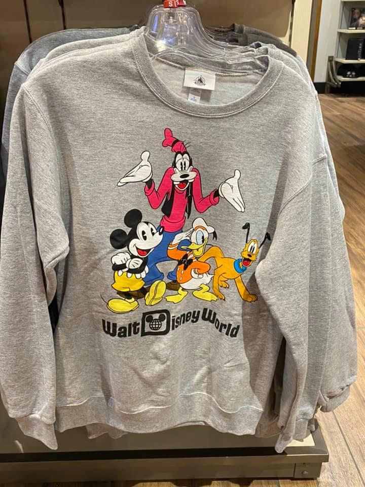 Fab 5 Sweatshirt