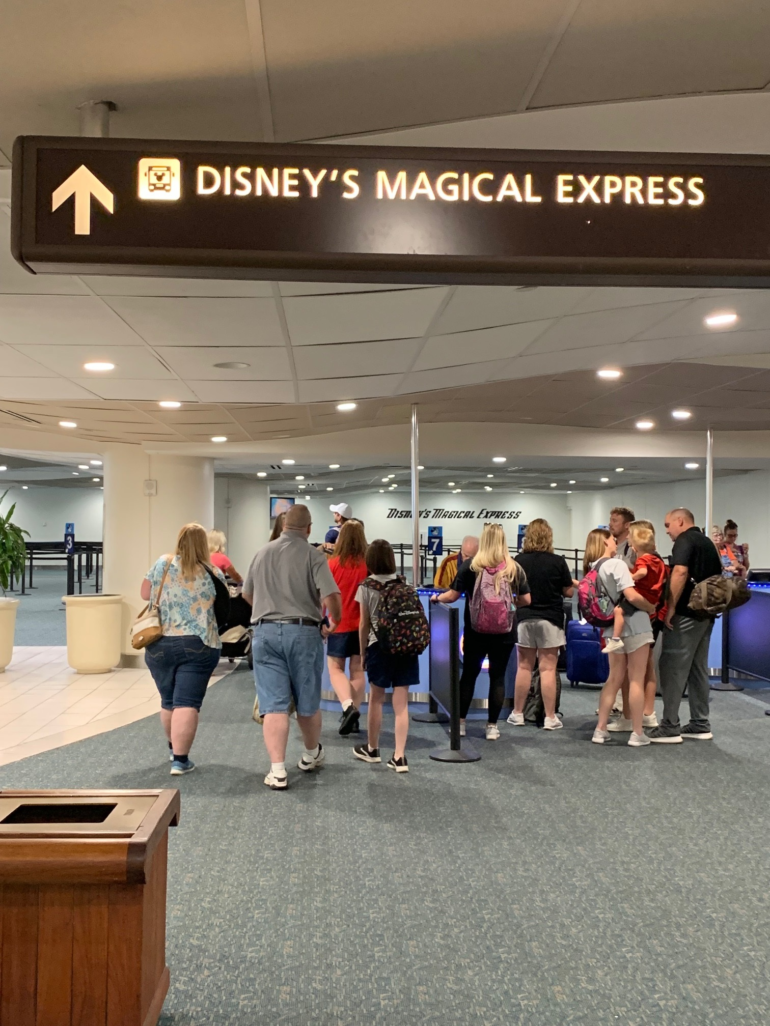 Magical Express MCO