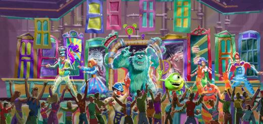 Pixar Nite