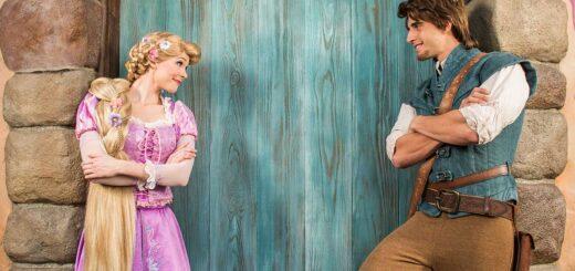 Live Action Rapunzel