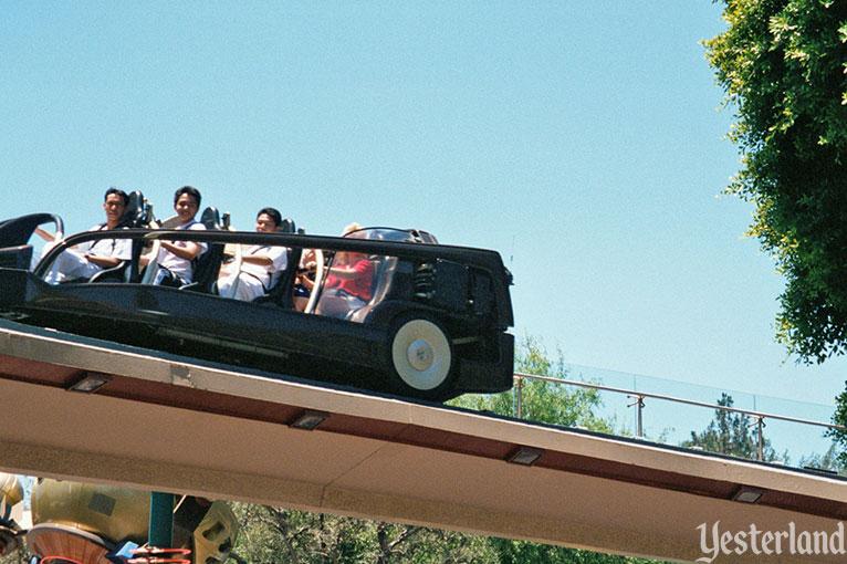 Old Disney rides
