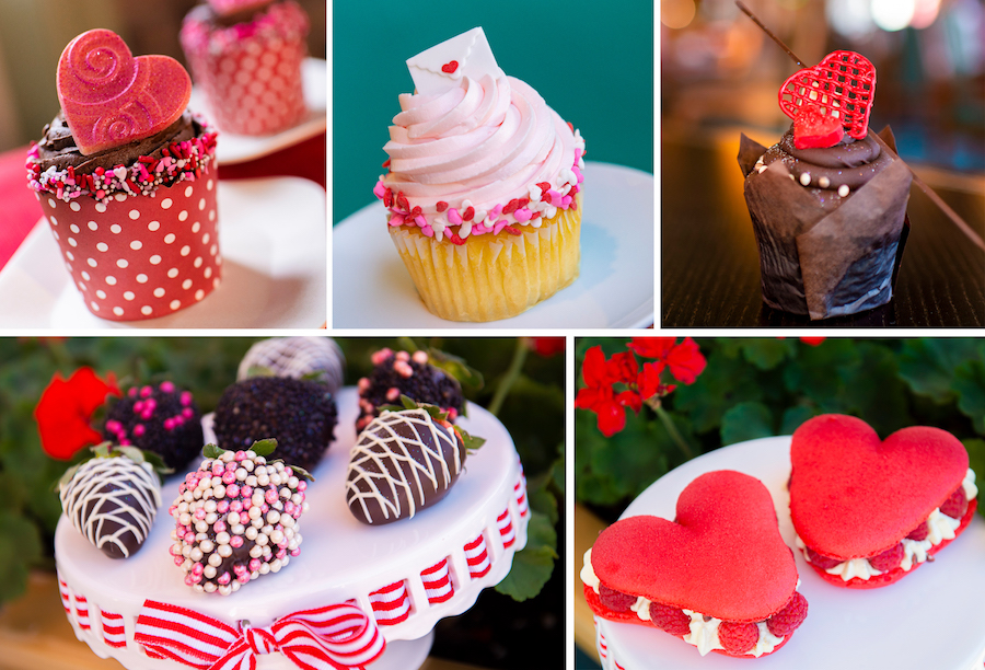 Valentines Day Foodie Guide