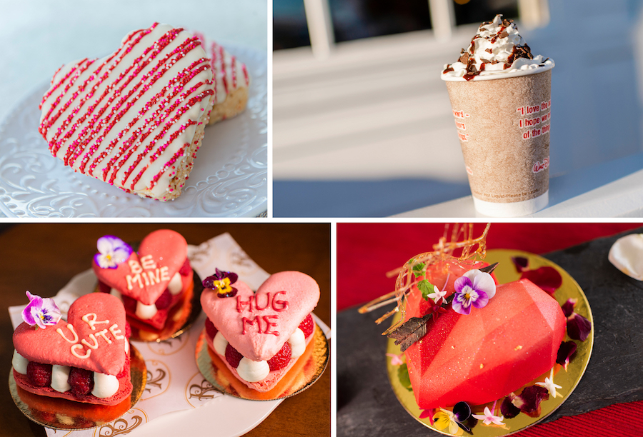 Valentine's Day Foodie Guide