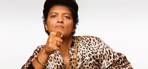 Bruno Mars and Disney
