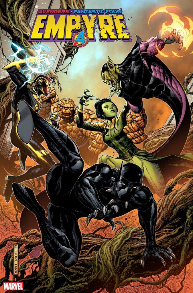 Empyre, Marvel Comics