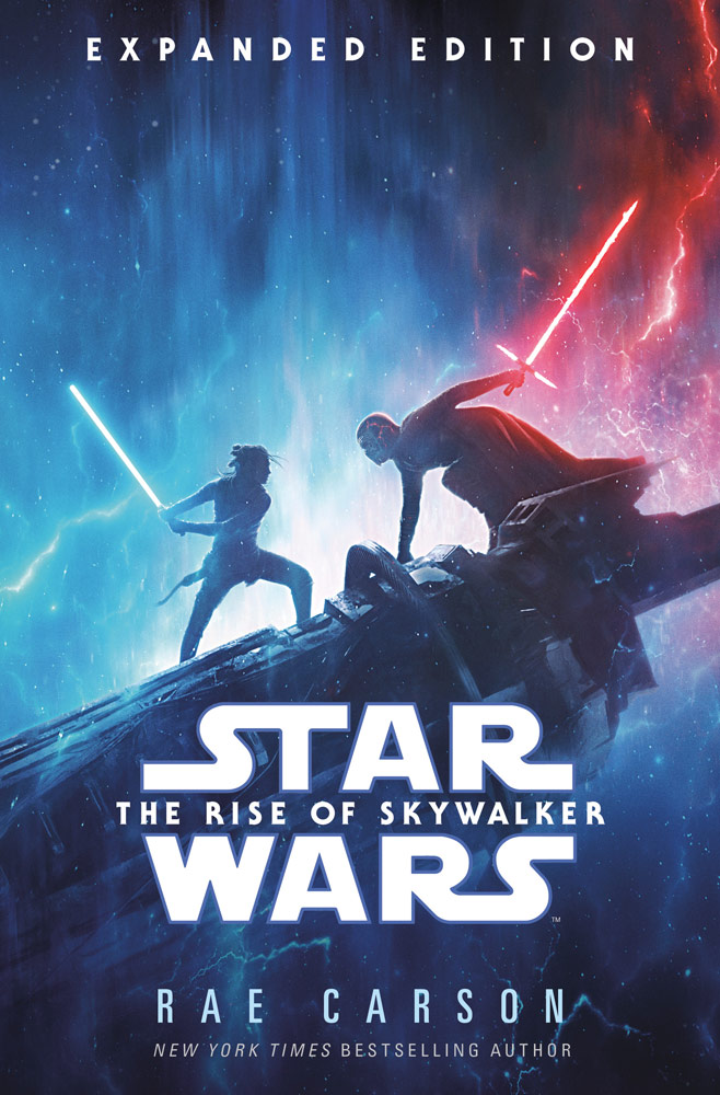 Star Wars  The Rise Of Skywalker Novelization Features