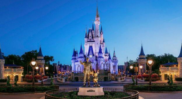 Patrick Mahomes Disney World