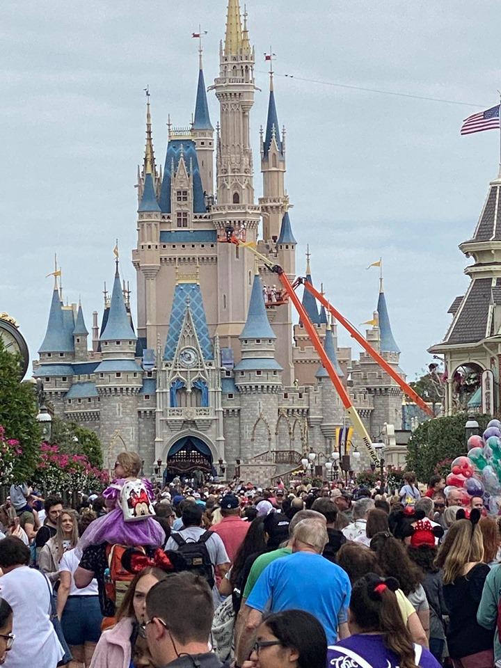 Coronavirus Walt Disney World