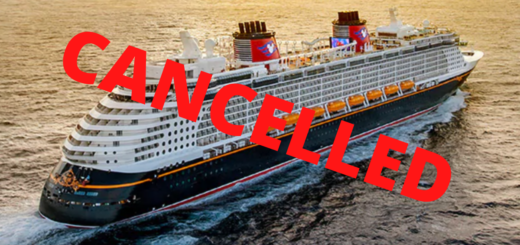 Disney Cruise Line July