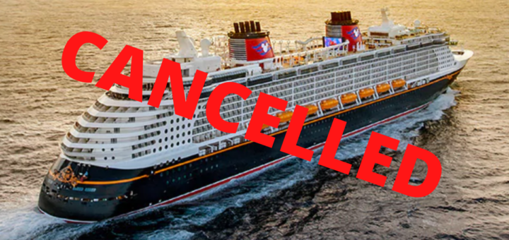 Disney Cruise Line Cancels Additional Dream Fantasy And Magic Sailings For June And July Mickeyblog Com