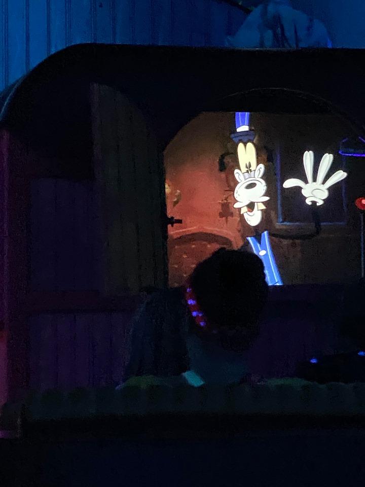 Conductor Mickey