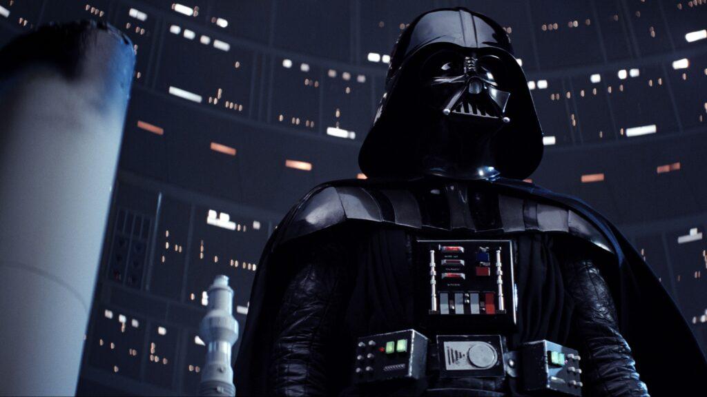 Vader's Mask