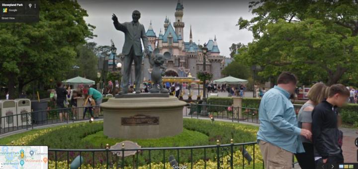 Disneyland, reopening