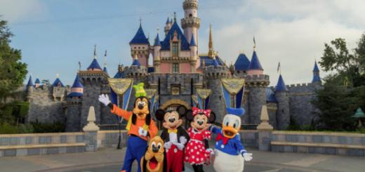Disneyland July