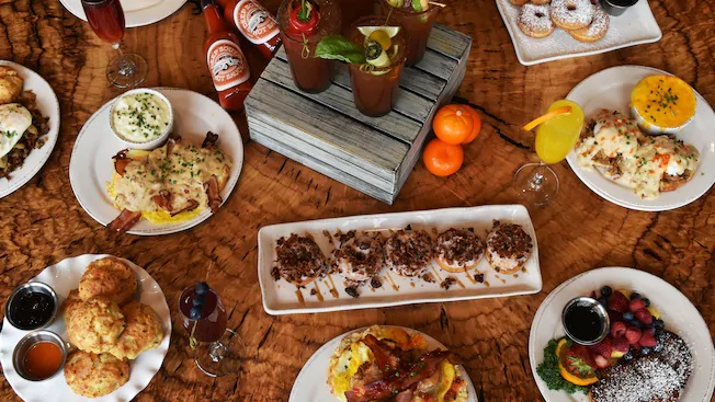 Disney Springs dining awards