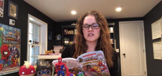 Marvel Storytime