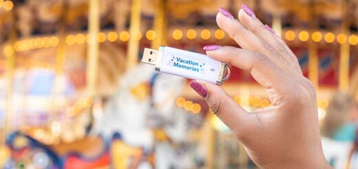 PhotoPass USB
