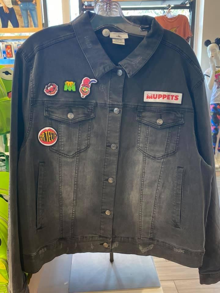 Muppet Jeans Jacket