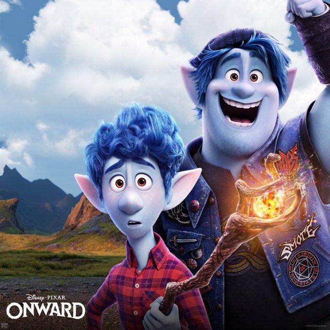 """Pixar's """"Onward"""""""
