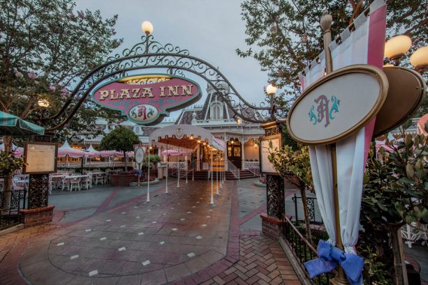 Disneyland Princess breakfast