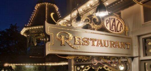 The Plaza menu