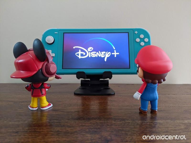 Nintendo Switch Disney Plus