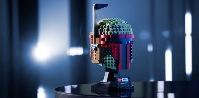 LEGO, Bob Fett, Helmet