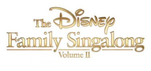 Disney Singalong Volume 2