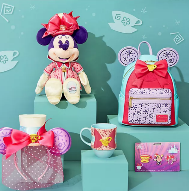 Minnie Mouse Main Attraction May